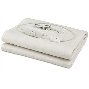 Deuba Electrically heated blanket