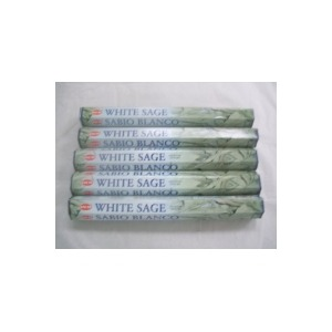 HEM 100 White Sage Incense Sticks