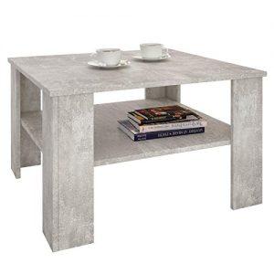 Idimex Low Table Square Shape Coffee Table