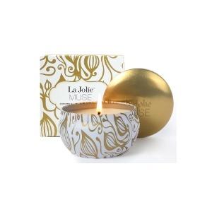 La Jolíe Muse Scented Candle Vanilla Coconut