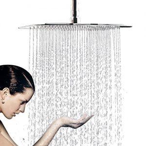 Wyjp Built-in rain shower head
